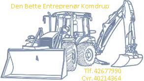 Den Bette Entreprenør Komdrup